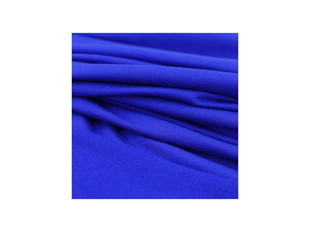 Modal French Terry cobalt 550x550