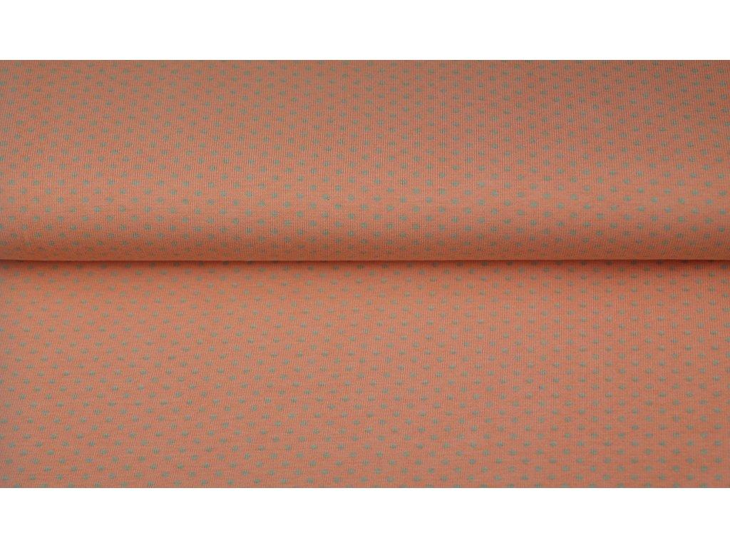 Bavlněný BIO bavlna úplet  nr. 11650-13