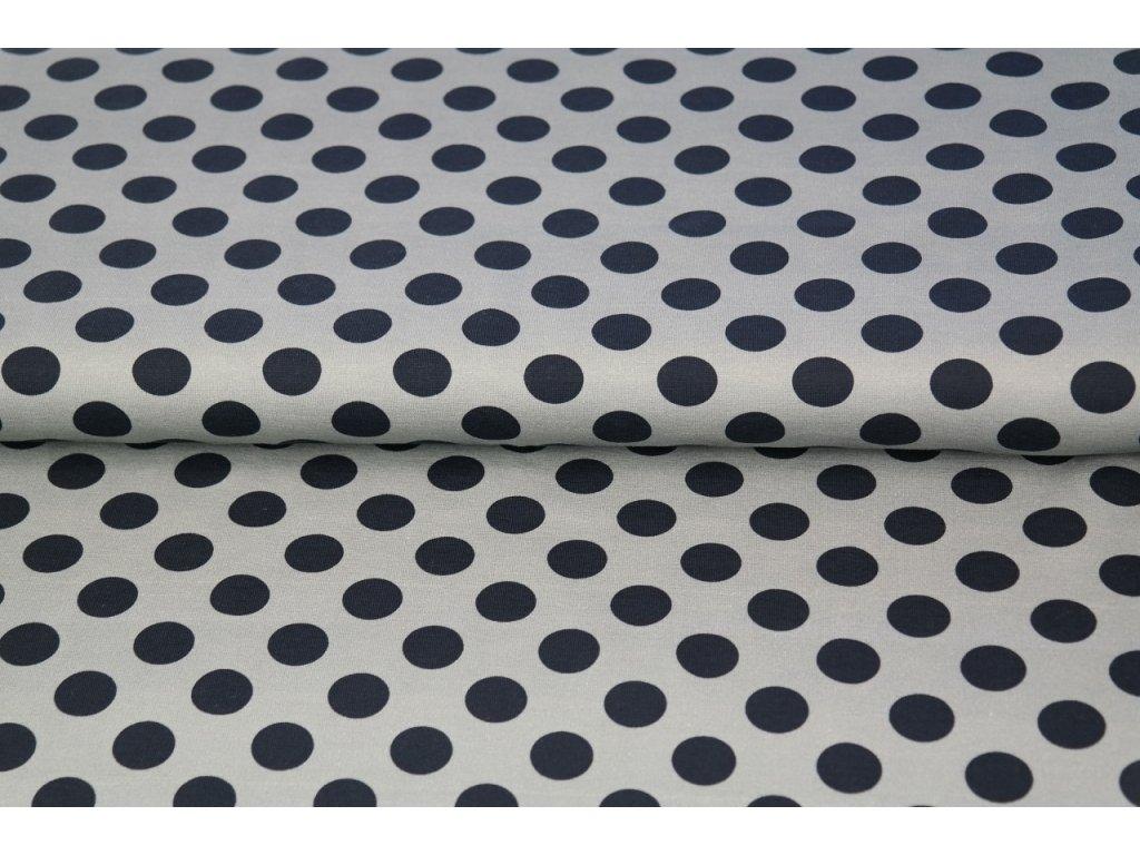 Bavlněný BIO bavlna úplet  nr. 14607-16