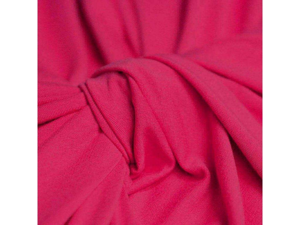 Viskose Jersey Fuchsia 1100x1100