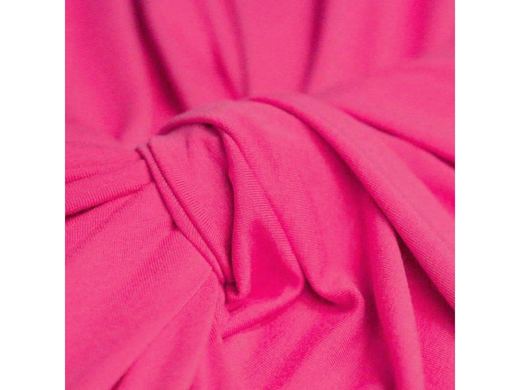 Viskose Jersey Hot Pink 800x800