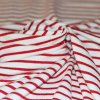 497135 Viscose Jersey Streifen Weiss rot 800x800