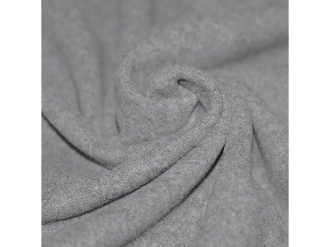 Lodenstoff grau Meliert 800x800