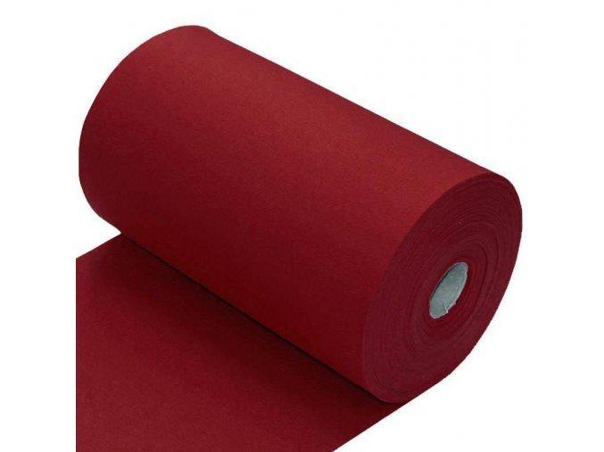 Red Dark Rib