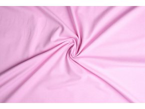 cotton jersey light pink