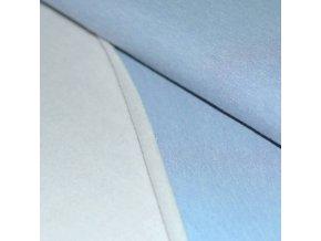 R156006 Isoli Sweat Stof Aqua melange 800x800