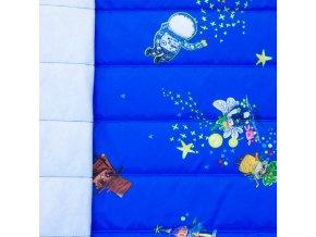 Modrý prošev - vesmír