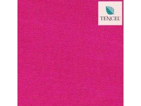Tencel růžový
