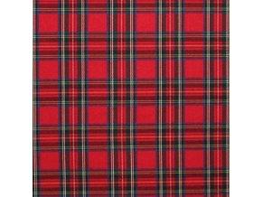 Scottish tartan Royal Stewart 800x800