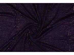 Jersey gold drop Purple