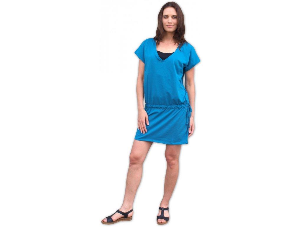 VALERIE- šaty pre diskrétne a pohodlné kojenie