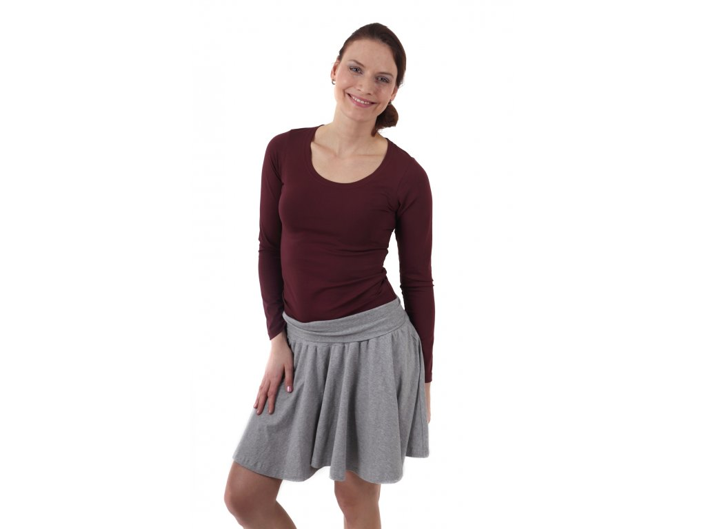 Tehotenská sukňa OLGA
