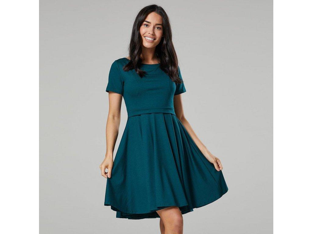 Kojo šaty s krásnou kruhovou sukňou