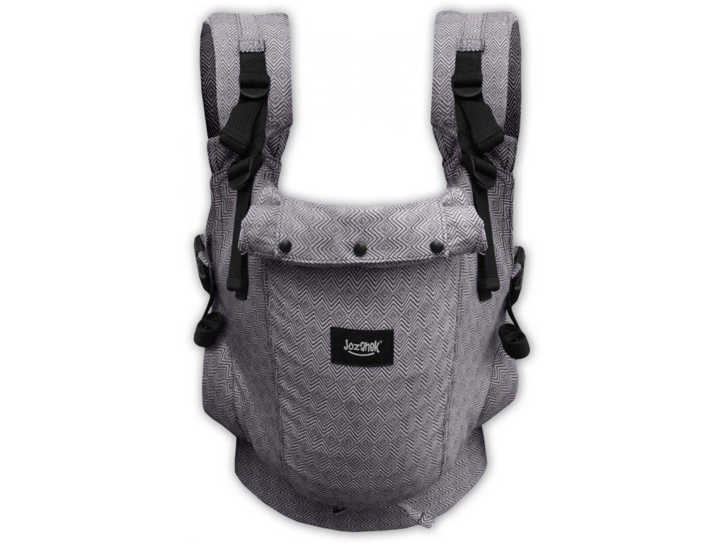 ergonomicke nositko pro vetsi deti dan sede