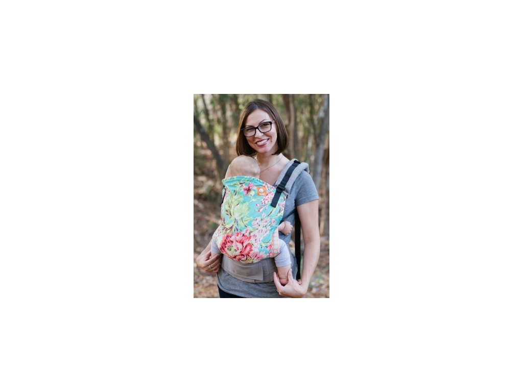 Ergonomický nosič pre batoľatá Tula toddler (Varianta Bliss Bouquet)