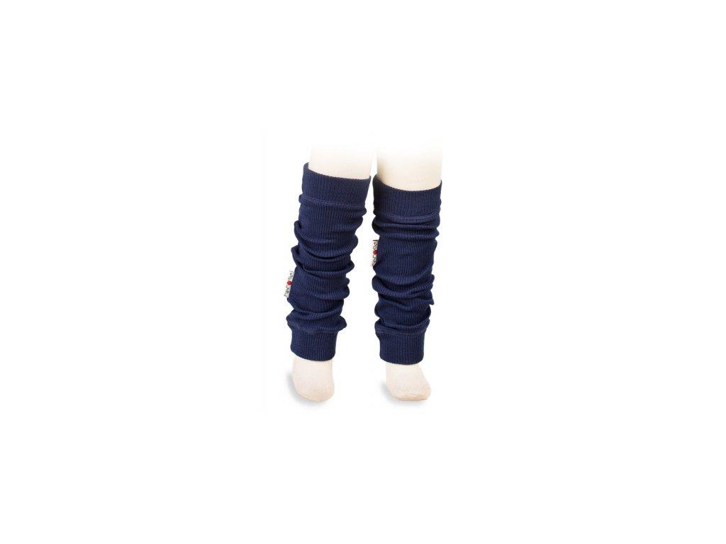 Návleky na ruky a nohy Manymonths Wool tube (Varianta Poppy red)