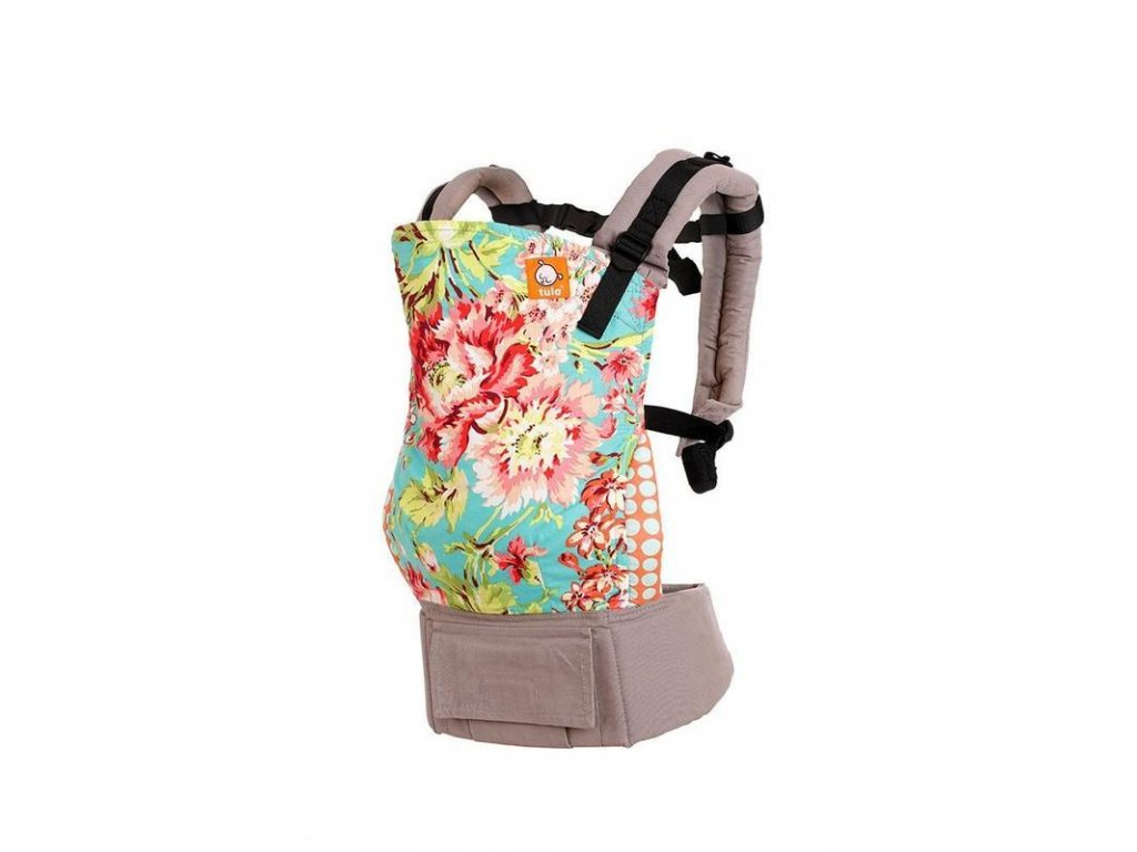 Tula TODDLER Nosič - BLISS BOUQUET