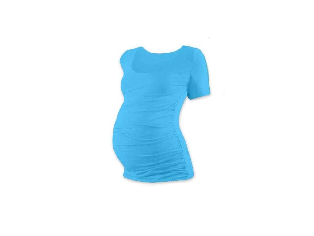JOHANKA- tehotenské tričko, krátky rukáv
