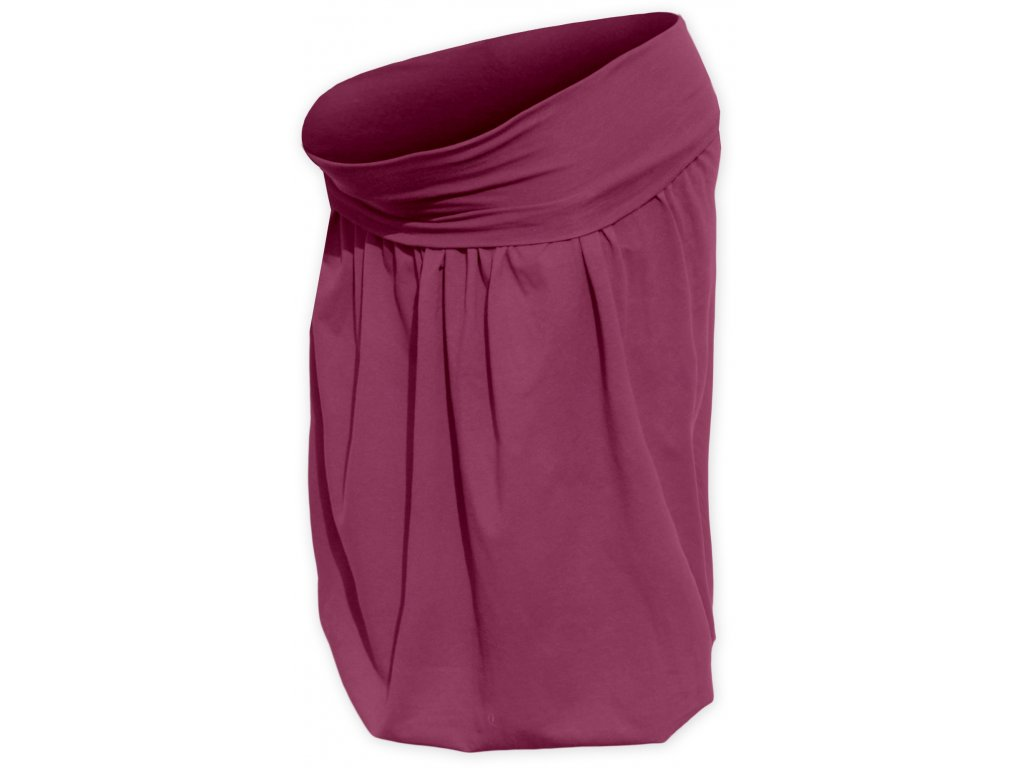 SABINA- tehotenská balónová sukňa