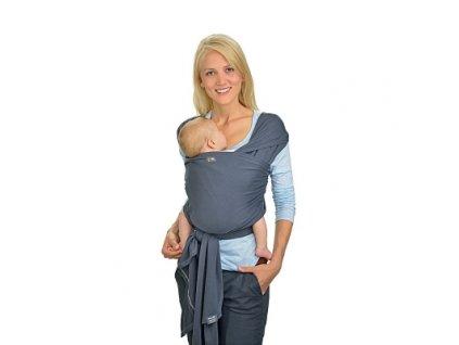 Elastická šatka na nosenie detí Hoppediz