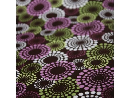 Elastická šatka na nosenie detí Liliputi rainbow collection (Varianta Lavendering)