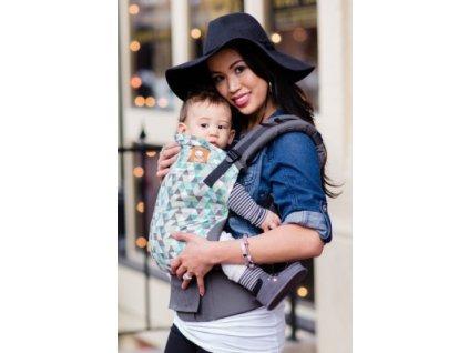 Ergonomický nosič Tula Baby (Varianta Equilateral)