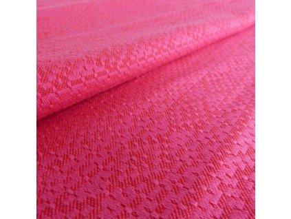 Šatka na nosenie detí Didymos - Limitovaná edícia - Indio Grande Pink (Varianta 4,7)