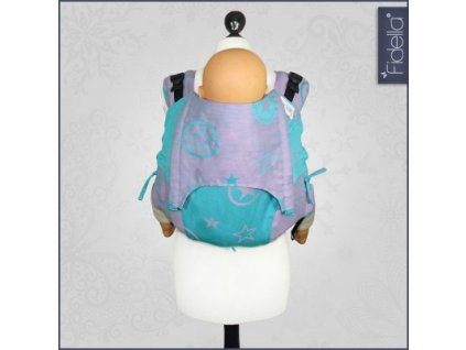 orig fidella onbuhimo rueckentrage outer space candy