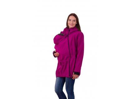 PAVLA- softshellová bunda na nosenie detí