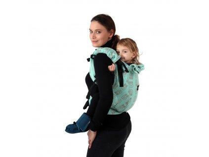 Ergonomický nosič (toddler) DAN