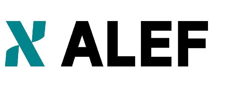 1-alef logo