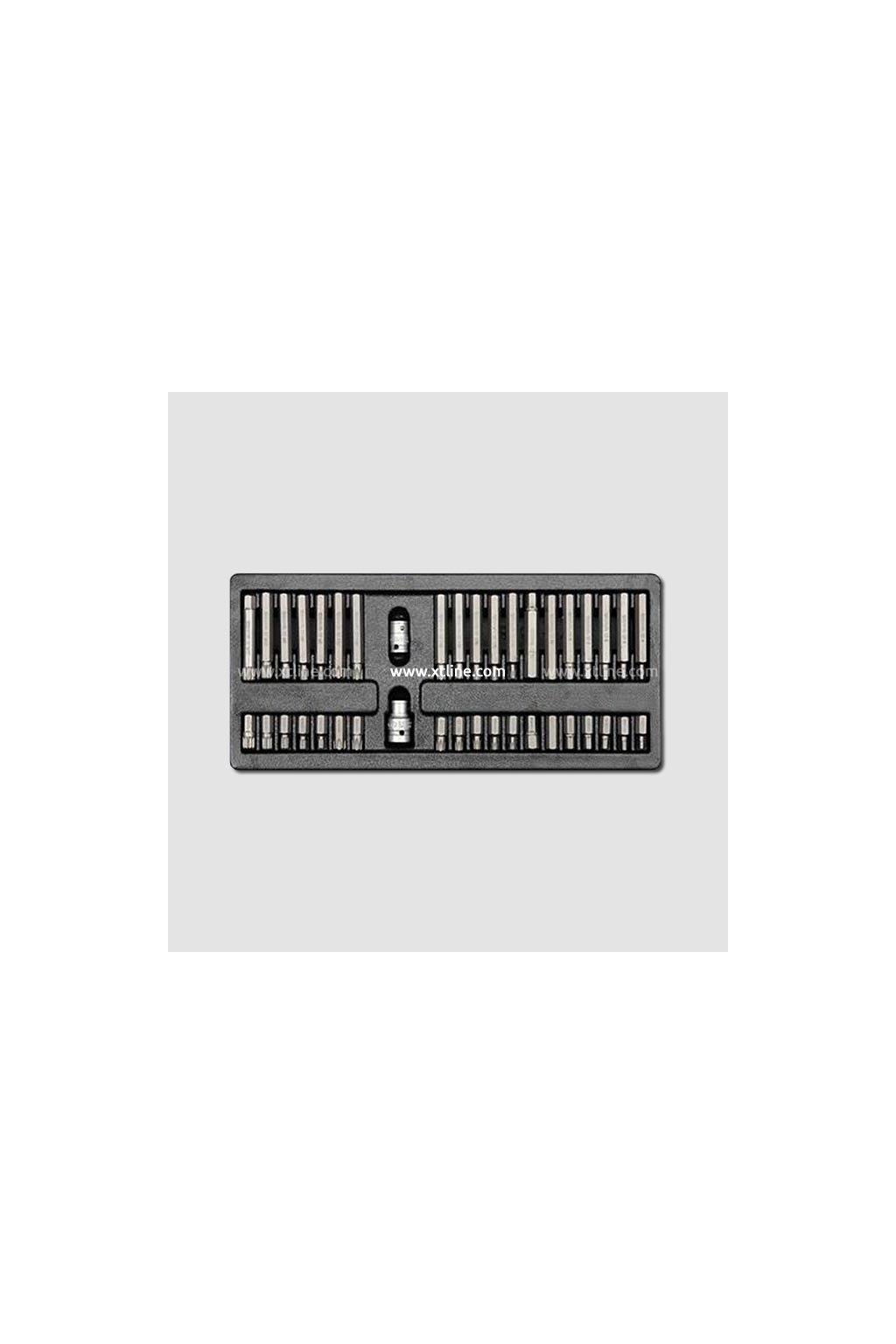 xtline honiton montazni vozik na naradi kovovy vybaveny 231dilu 680x458x860mm HA250 10