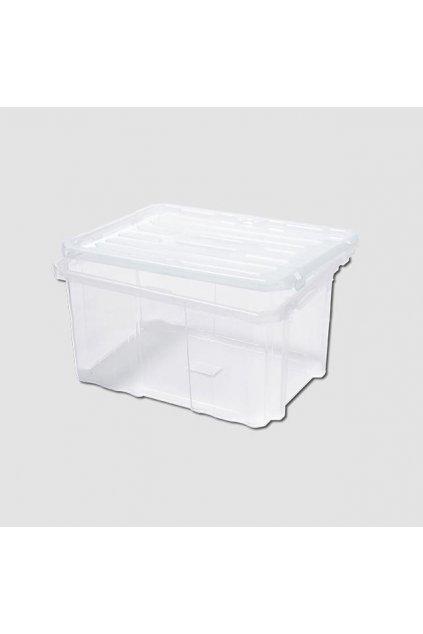 plastový box s víkem