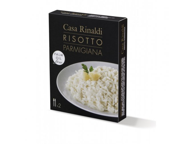 risotto parmigiana 175g