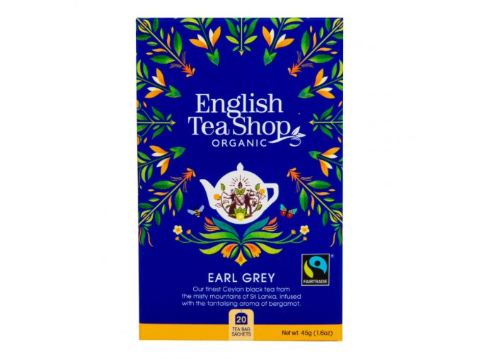 čaj earl grey