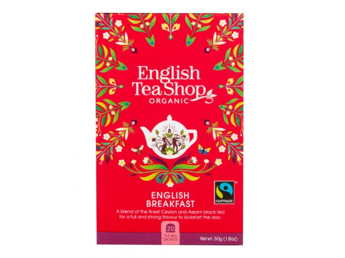 čaj english breakfast