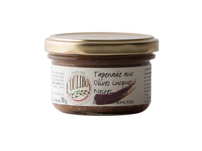 tapenade aux olives lucques noires