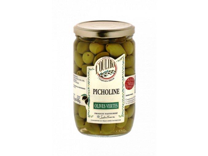 picholines olives vertes