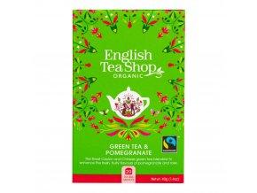 čaj zelený grjablko