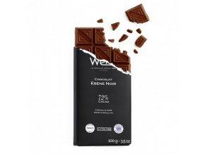 tablette chocolat noir ebene