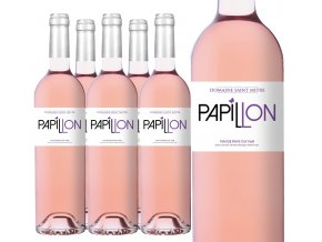 Pappilon rose 12ks