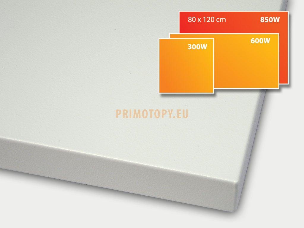 ECOSUN 850 Basic - sálavý topný panel 850W