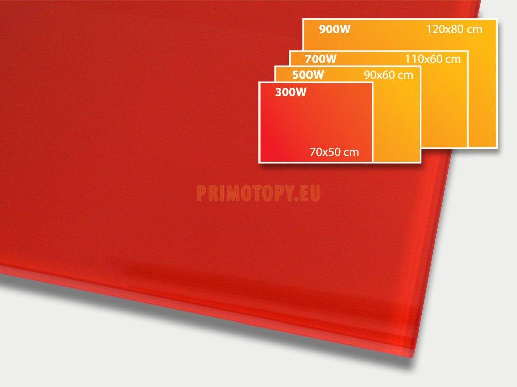gr panel 300 red