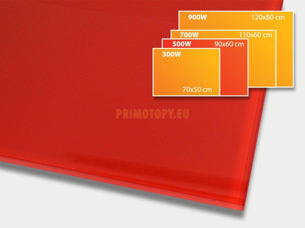 gr panel 500 red
