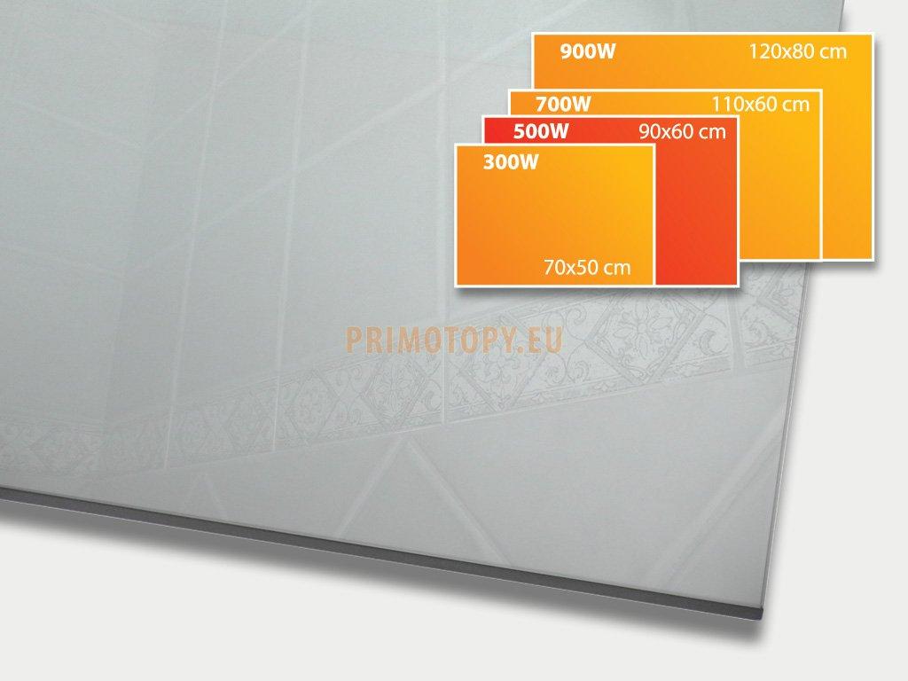 gr panel 500 mirror