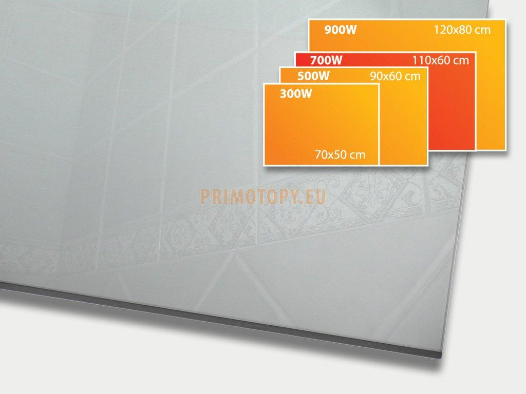 gr panel 700 mirror