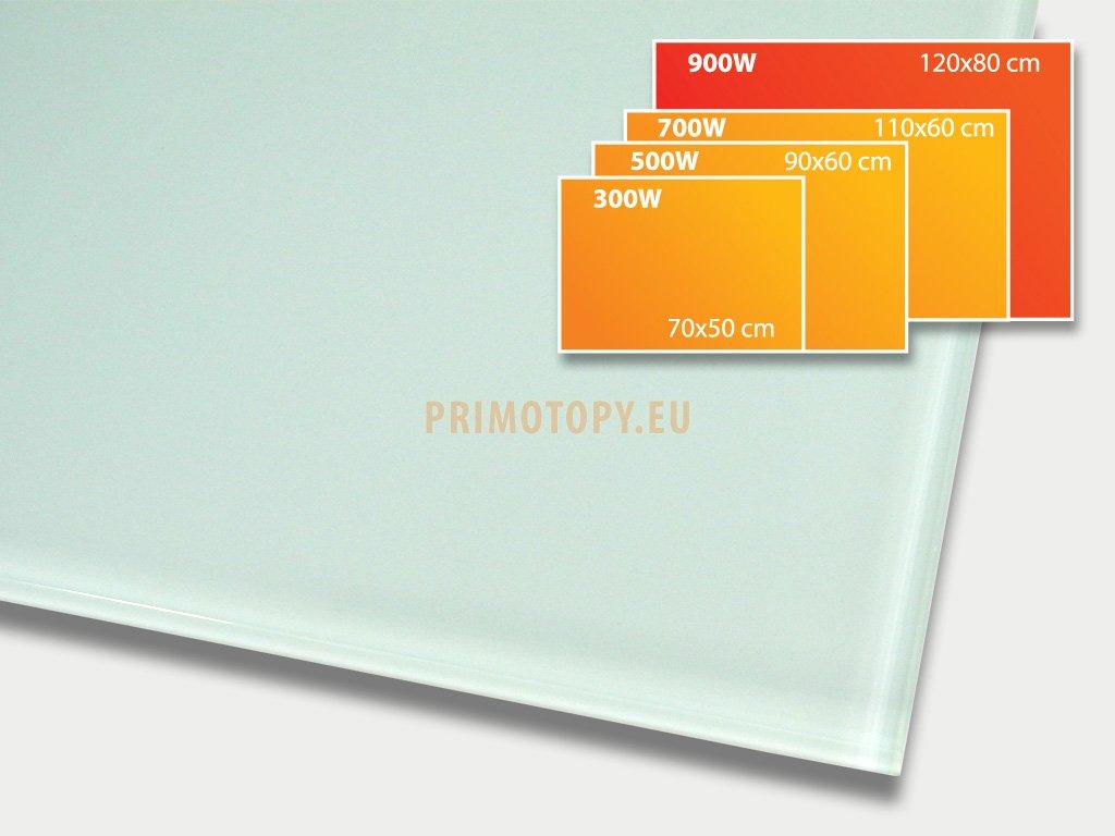 gr panel 900 white