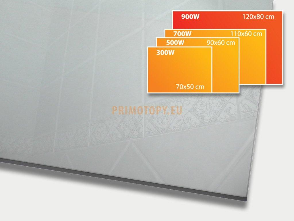gr panel 900 mirror