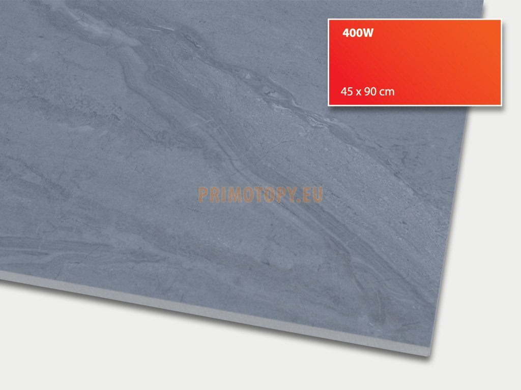 ECOSUN 400 N Coal, keramický topný infrapanel 400 W