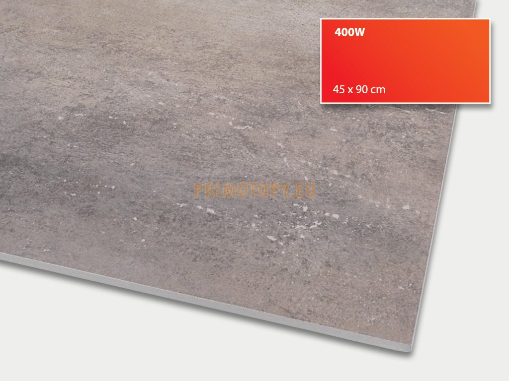 ECOSUN 400 N Marrone, keramický topný infrapanel 400 W